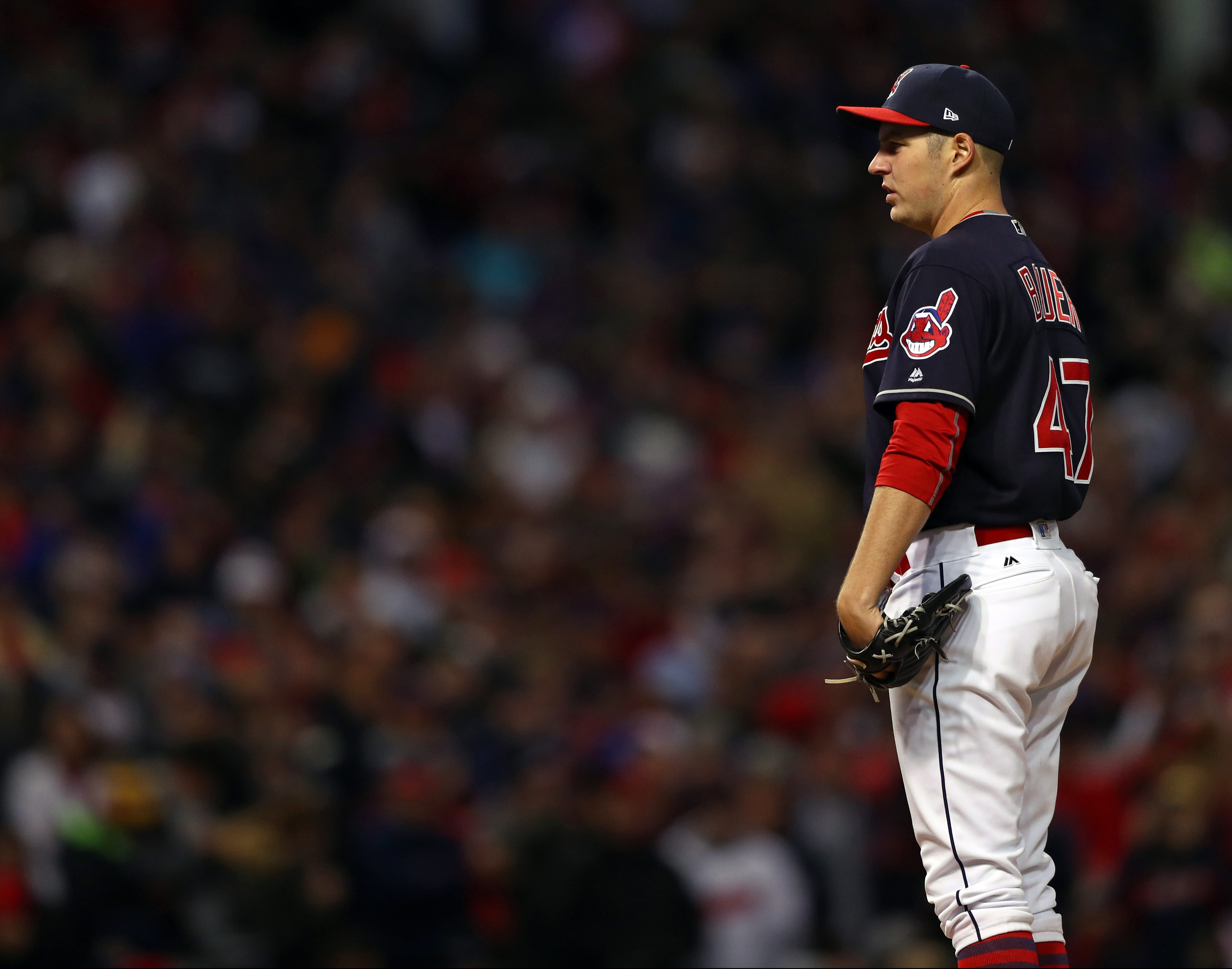2016 World Series  – Chicago Cubs v. Cleveland Indians: Game Two