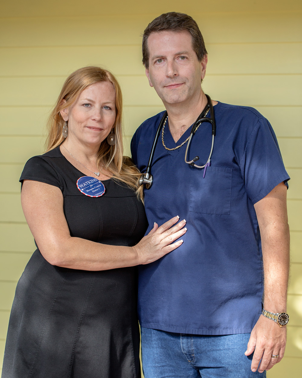 Jack Norris, a physician in Key West whose wife, Kathryn Watkins, is running for the Mosquito Control District Board of Commissioners, said he is concerned that Oxitec mosquitoes will spread antibiotic-resistant bacteria – the insects cannot survive to maturity without the antibiotic tetracycline, which is used to rear them in the lab.