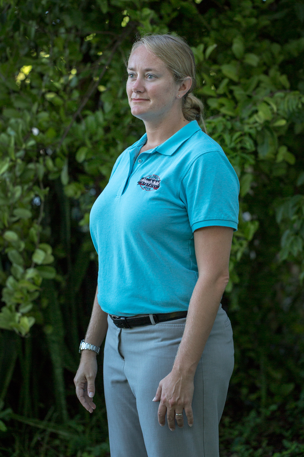 Andrea Leal is the interim executive director of the Florida Keys Mosquito Control District.