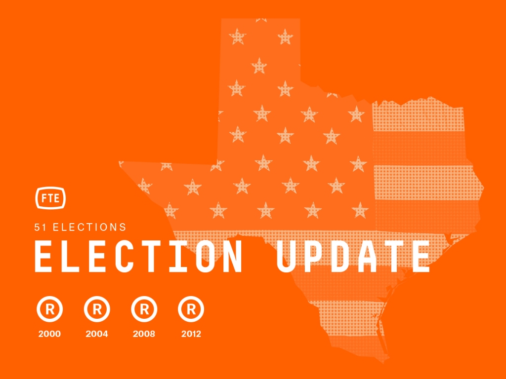 Election Update: Clinton's Texas Opportunity (And Her Texas Problem)