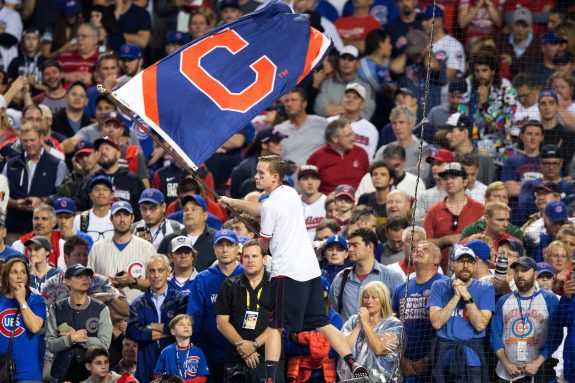 MLB: NOV 02 World Series – Game 7 – Cubs at Indians