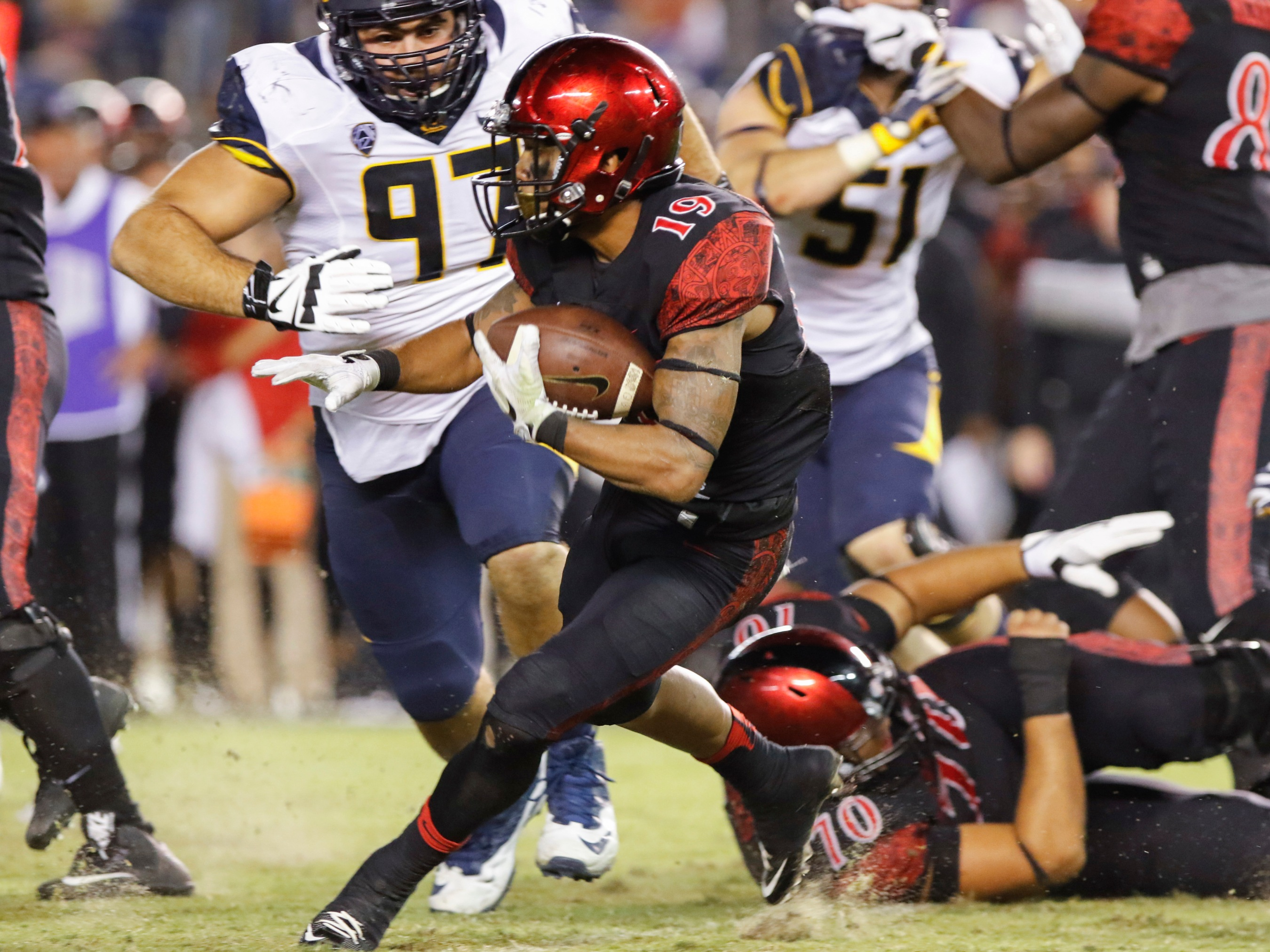 Why College Football S New All Time Rushing Leader Isn T Really Its
