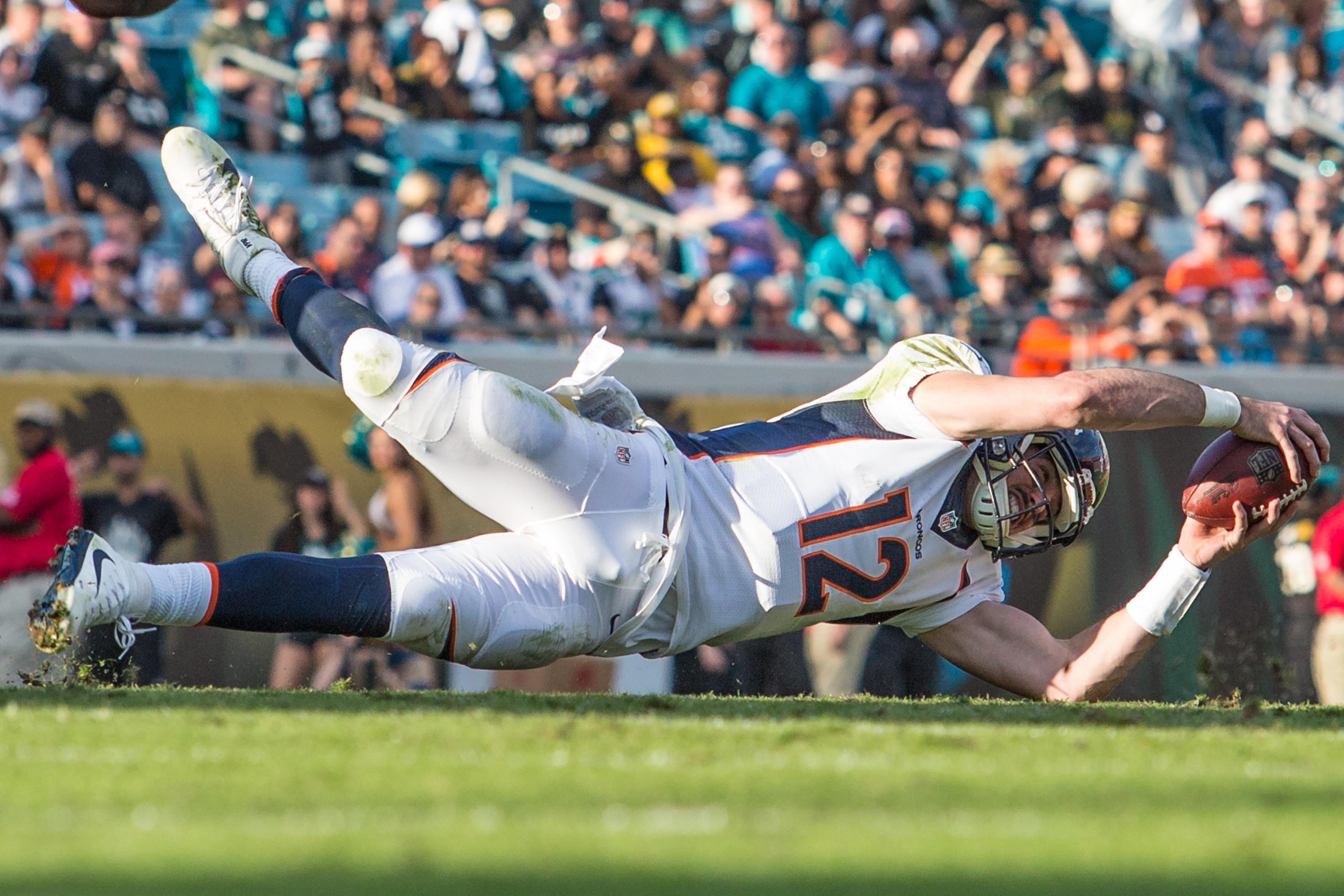 NFL: DEC 04 Broncos at Jaguars