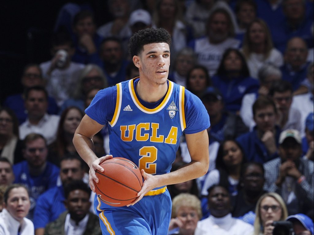 Ucla S Lonzo Ball Is A Unique Must Watch Star Fivethirtyeight