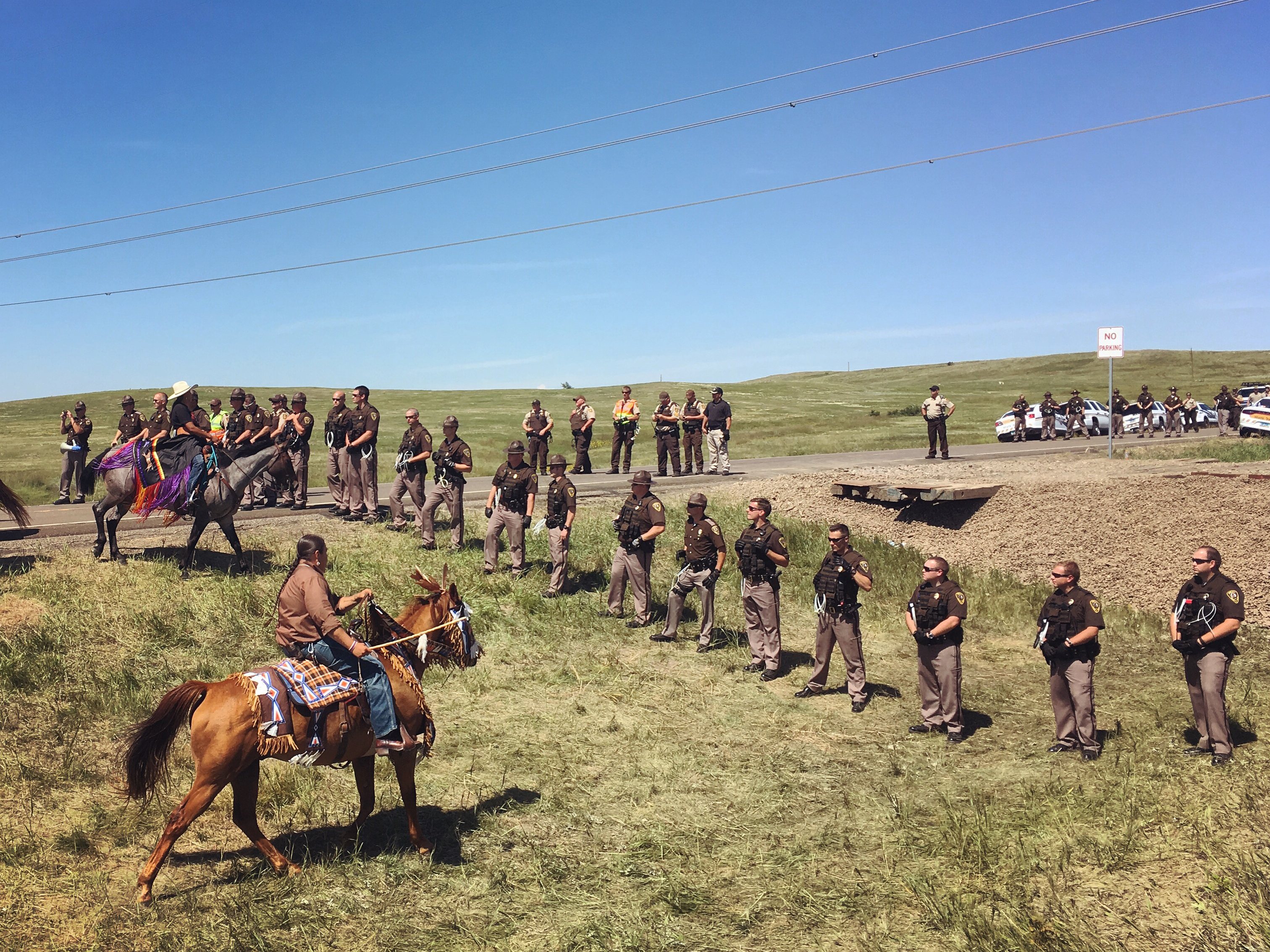 Police Violence Against Native Americans Goes Far Beyond Standing Rock