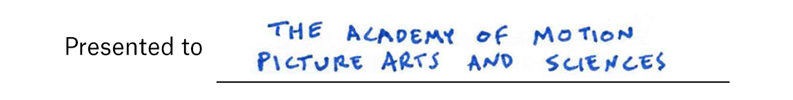 presented_academy