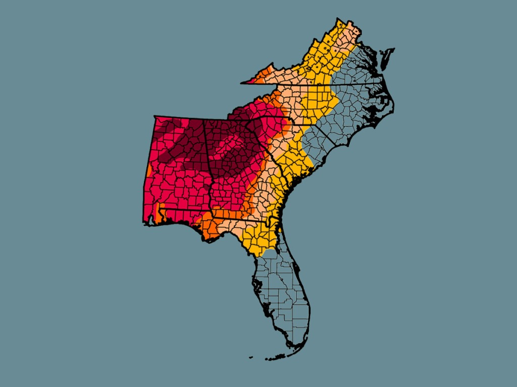 The Southeast Is Becoming A Wildfire Hotspot | FiveThirtyEight