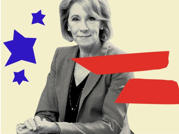 Despite What Devos Wants You To Believe >> What We Learned And Didn T About Betsy Devos At Her Confirmation