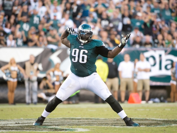 NFL: SEP 25 Steelers at Eagles