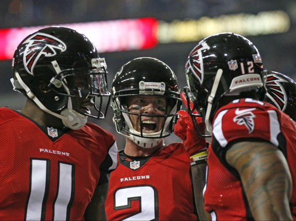 NFL: JAN 01 Saints at Falcons