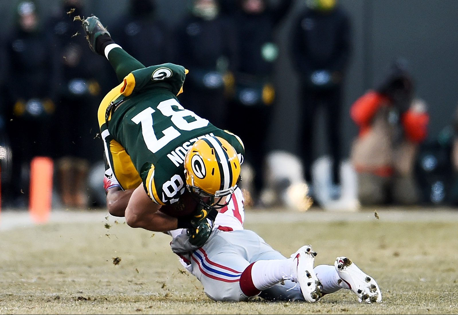 Wild Card Round – New York Giants v Green Bay Packers