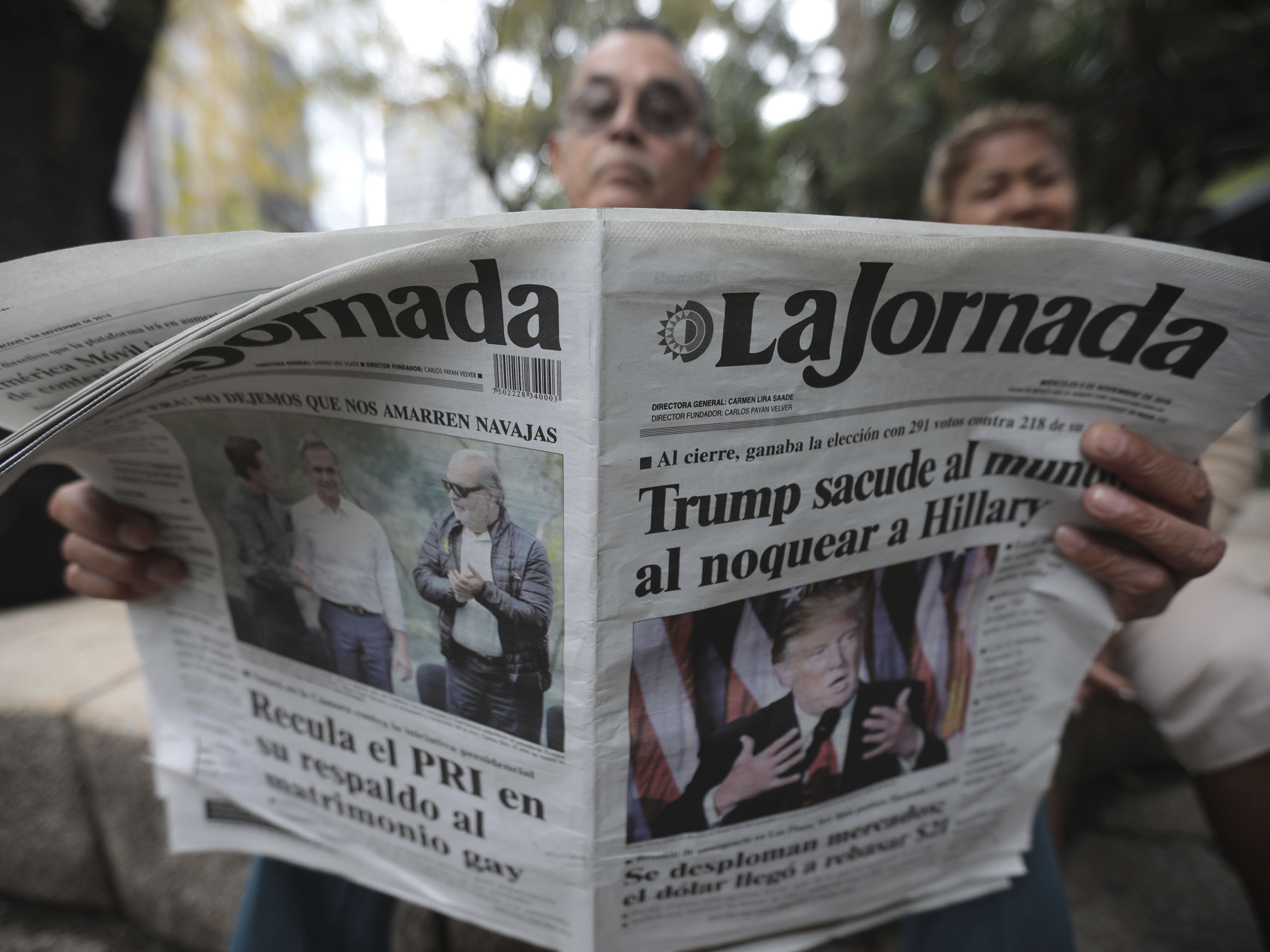 Trump Could Really Mess Up Mexico's Economy