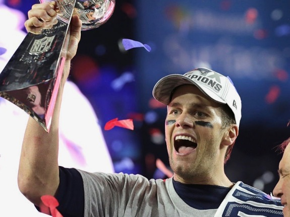 Super Bowl XLIX: New England Patriots Vs. Seattle Seahawks