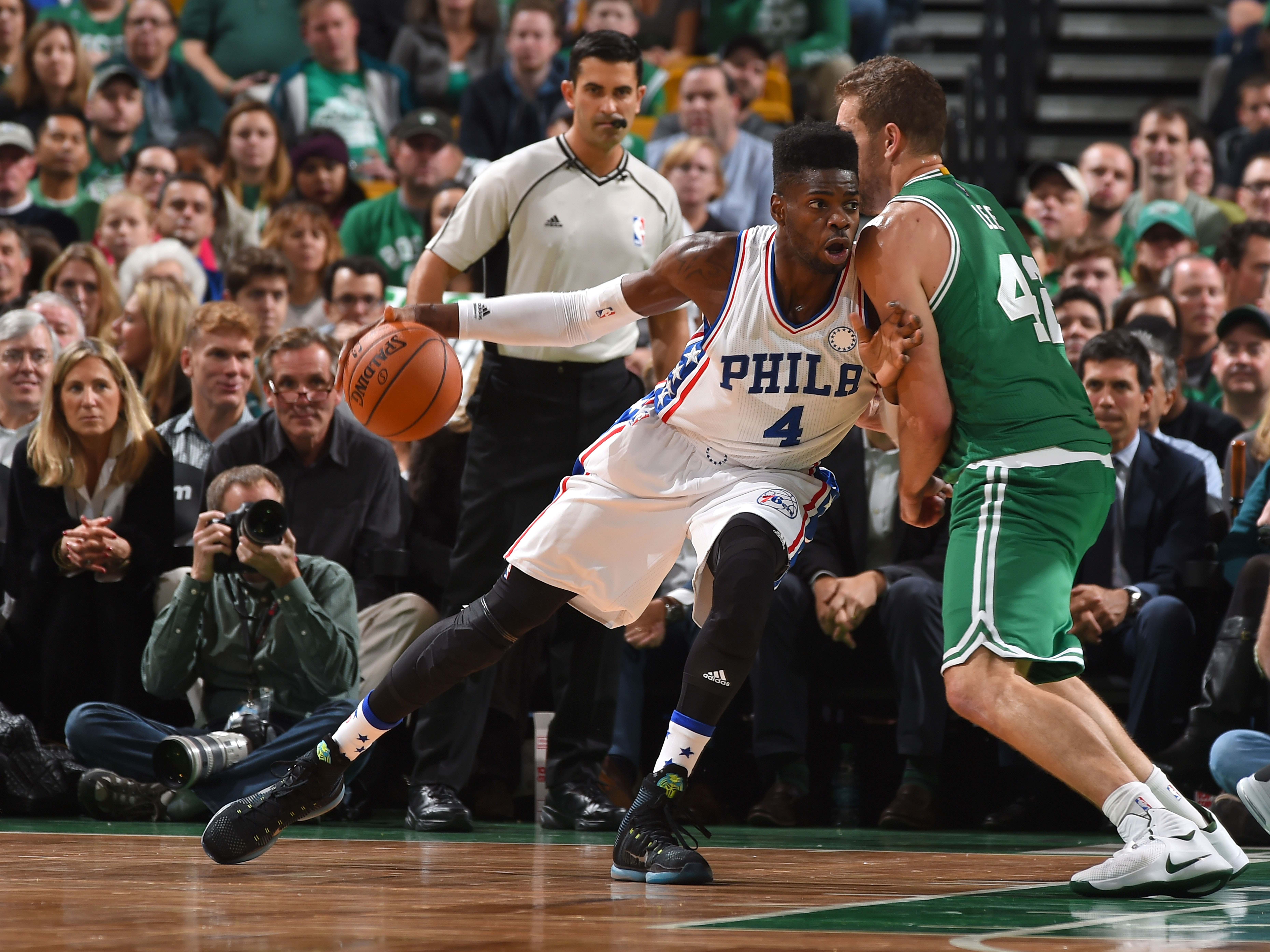 Philadelphia 76ers vs Boston Celtics