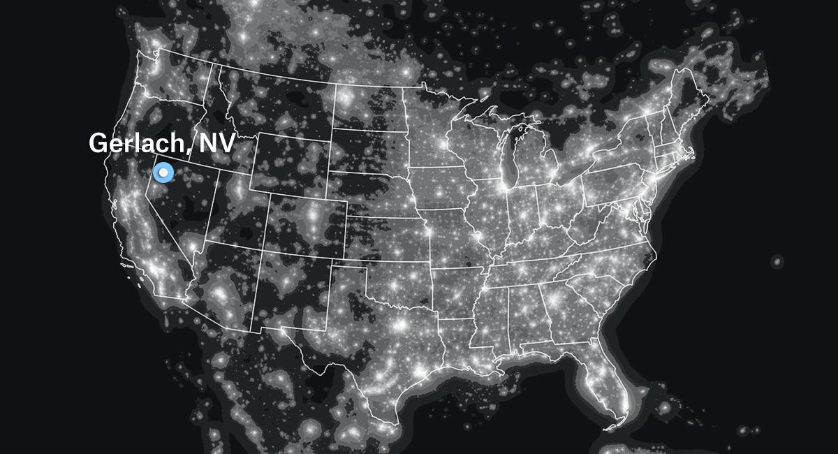The Darkest Town In America FiveThirtyEight