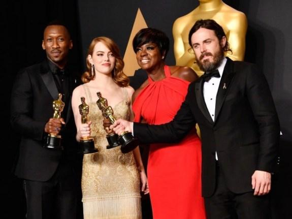89th Annual Academy Awards – Press Room