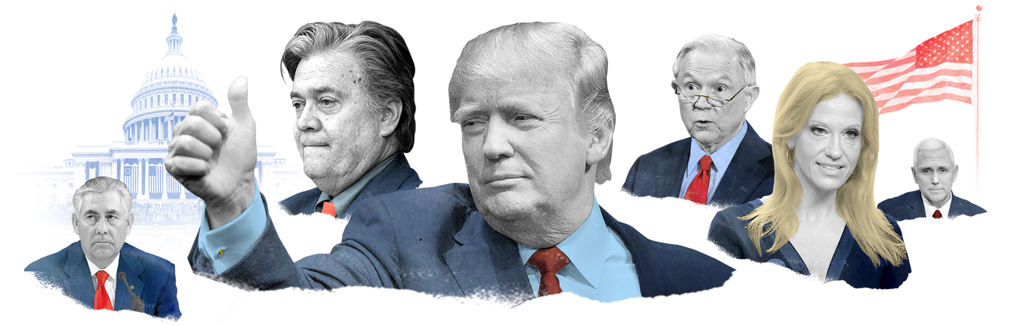 The Eight Power Centers Of The Trump Administration