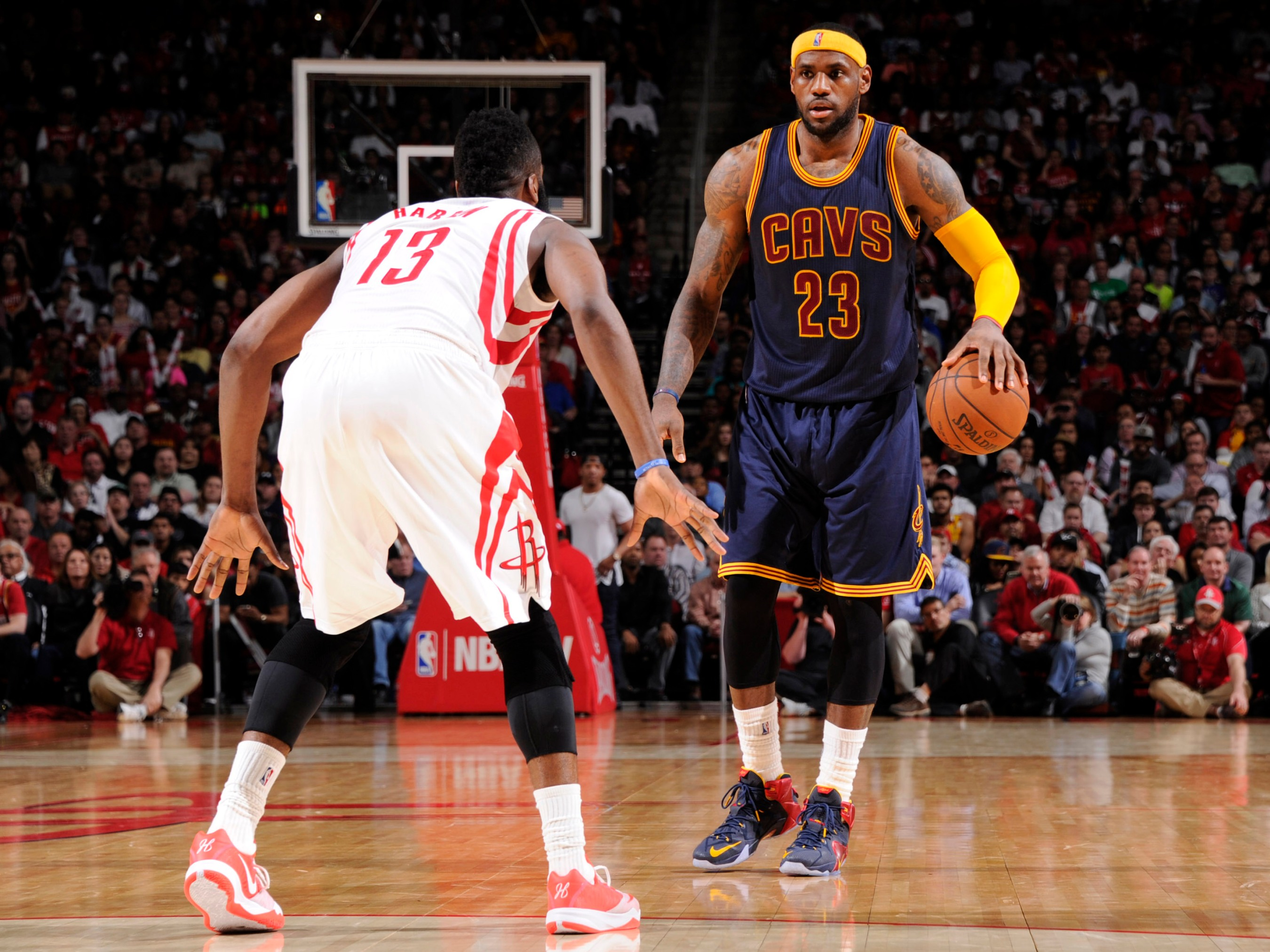1bacc2f3b0d LeBron And Harden Are The NBA s Best Quarterbacks