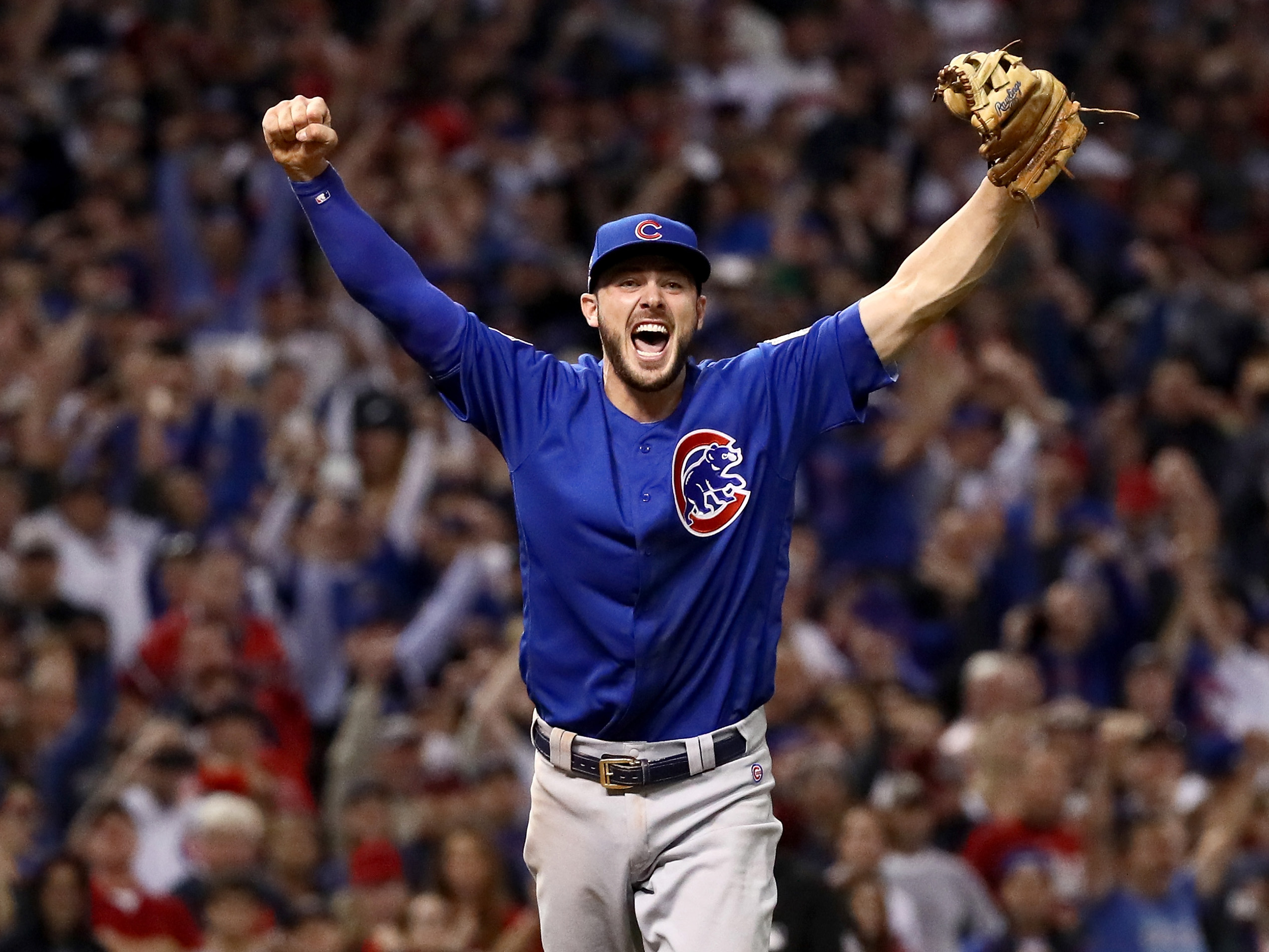 World Series – Chicago Cubs v Cleveland Indians – Game Seven