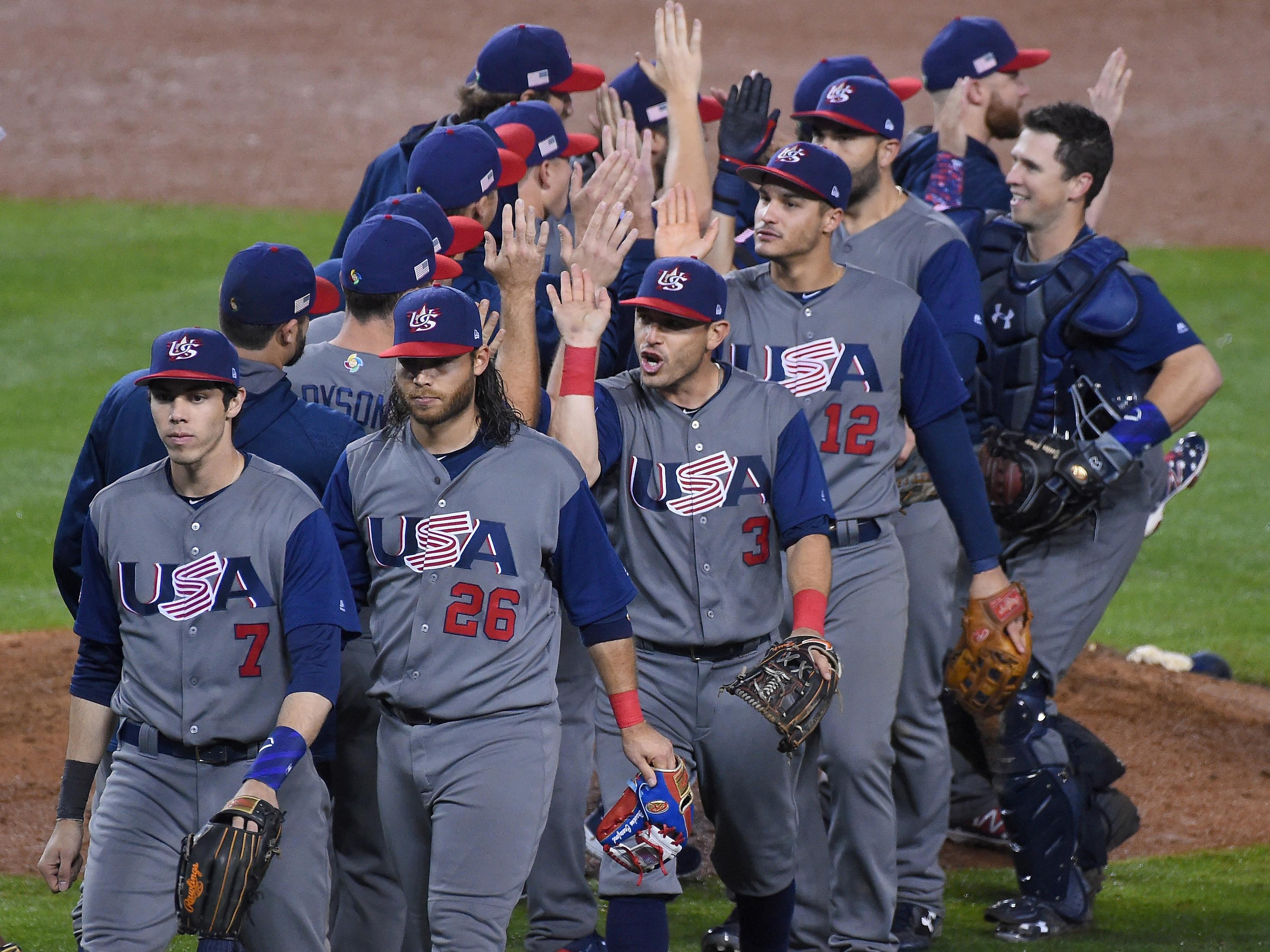 World Baseball Classic – Championship Round – Game 2 – United States v Japan