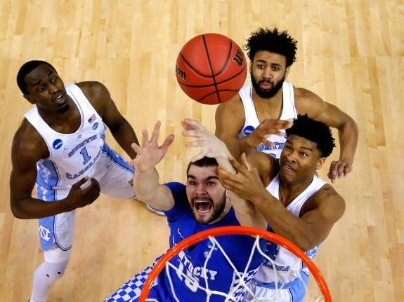 Kentucky v North Carolina