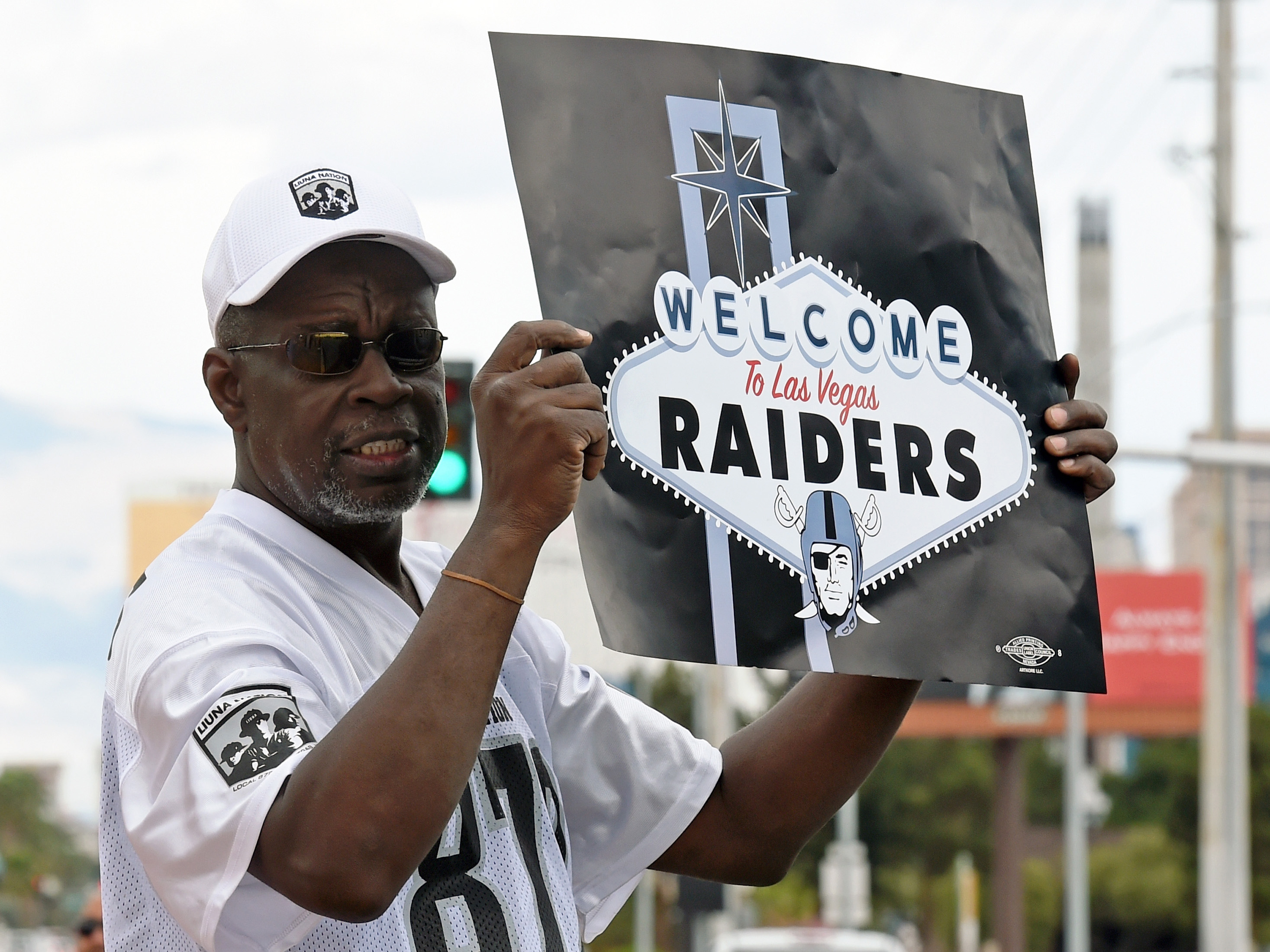 Fans Celebrate NFL Relocation Of Raiders To Las Vegas