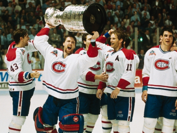 1993 Stanley Cup Final – Game Five – Los Angeles Kings v Montreal Canadiens