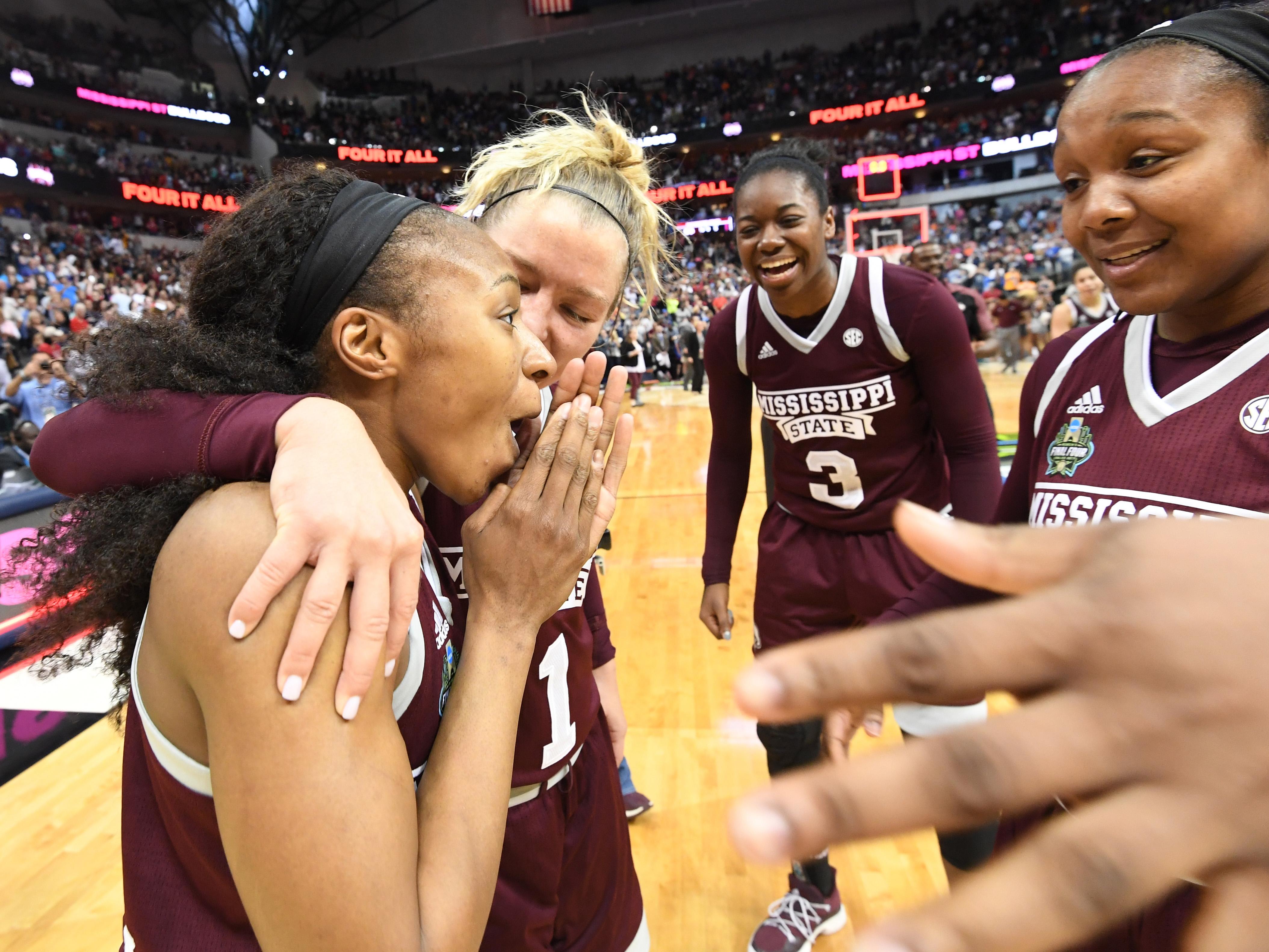 NCAA Women's Final Four – Semifinals