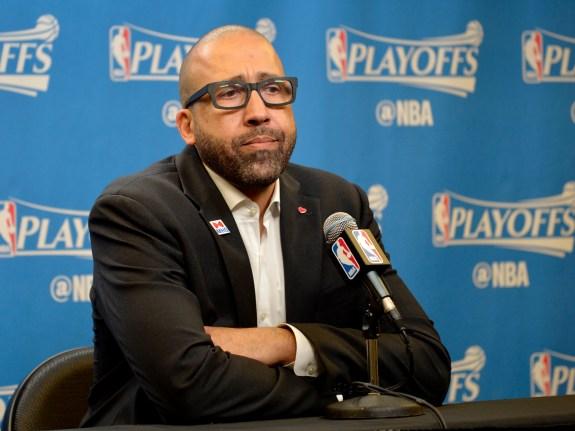 Memphis Grizzlies v San Antonio Spurs – Game One