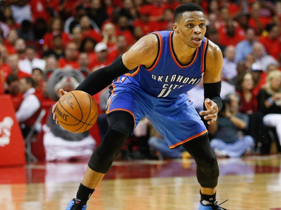 Oklahoma City Thunder v Houston Rockets – Game Five