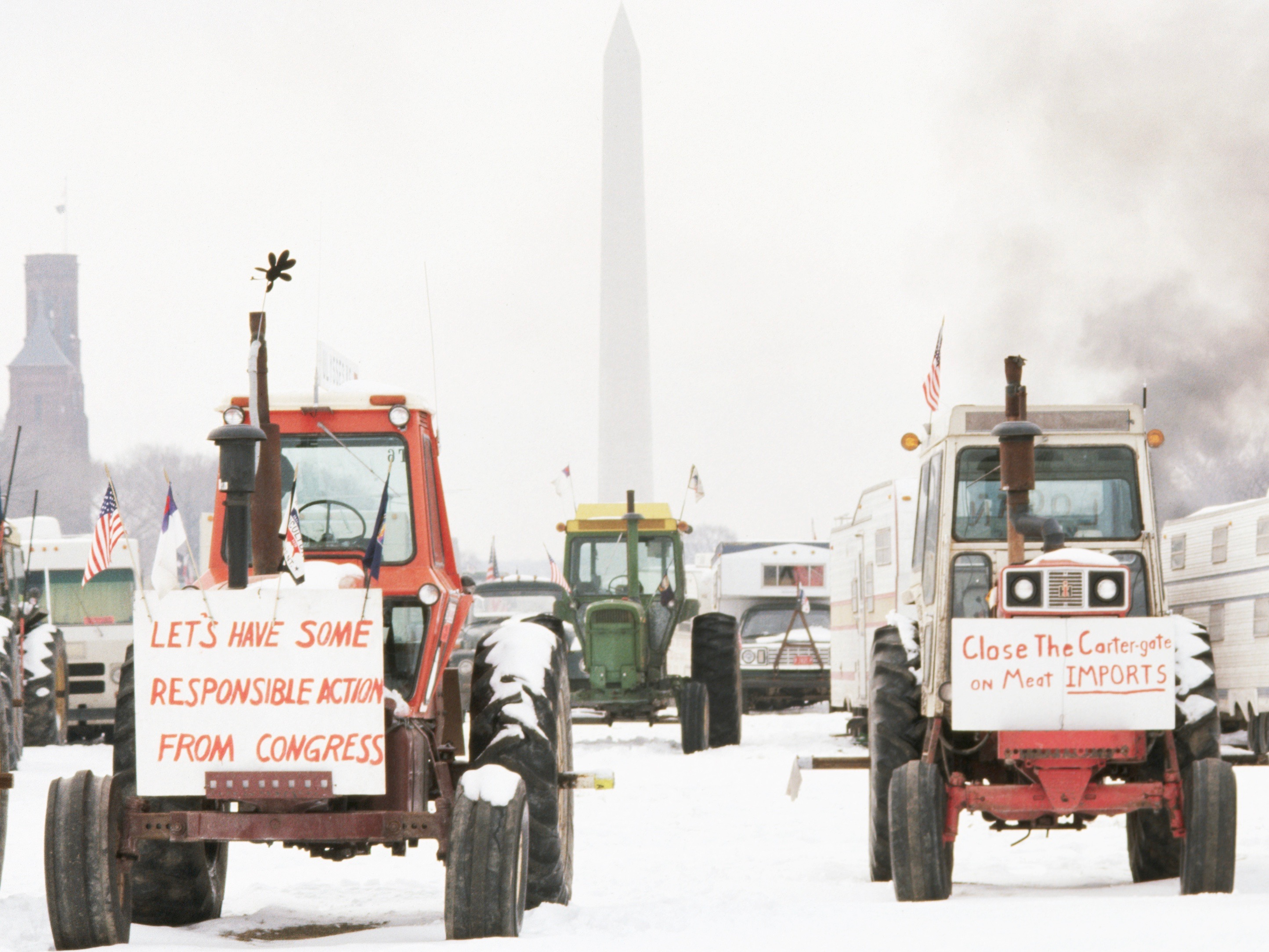 Farmers' Demonstration