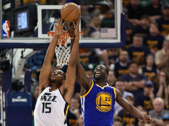 Golden State Warriors v Utah Jazz – Game Four