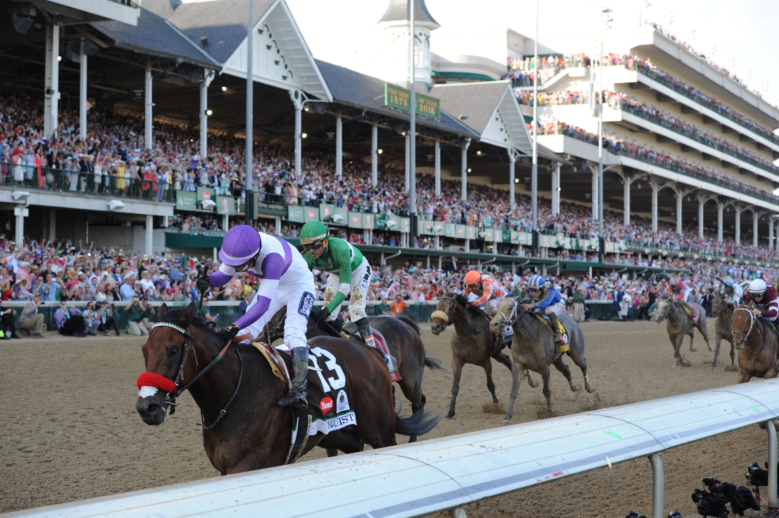 The Kentucky Derby Is Getting Predictable Fivethirtyeight