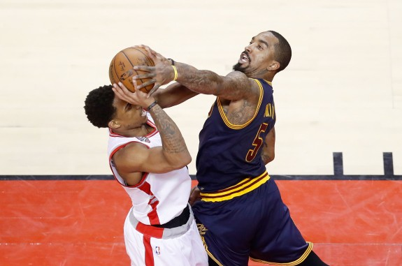 Cleveland Cavaliers v Toronto Raptors – Game Six