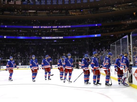 Ottawa Senators v New York Rangers – Game Six