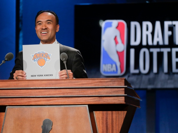 Draft Lottery Basketball