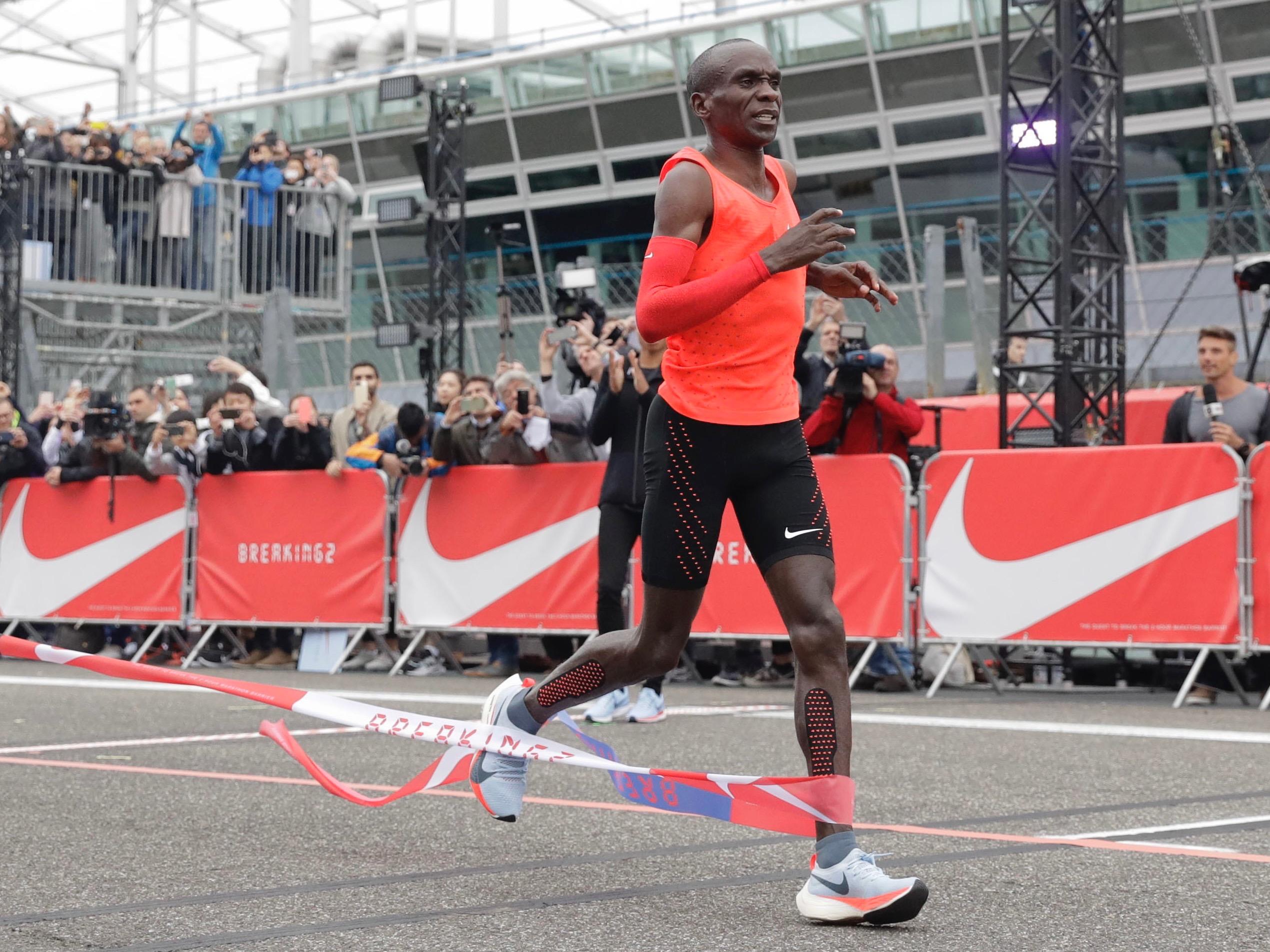 APTOPIX Italy 2 Hour Marathon
