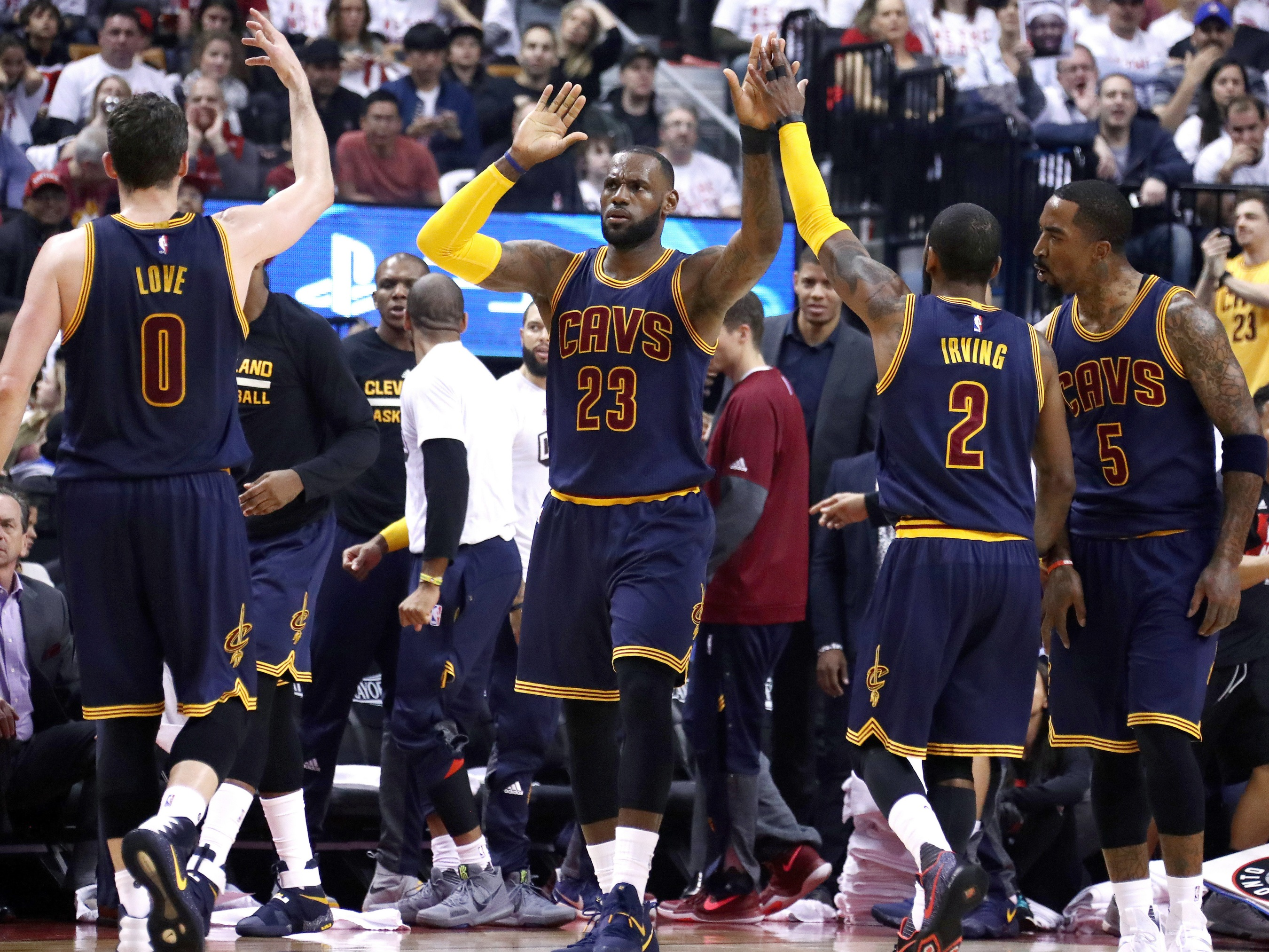 23faed0dec0 The Cavs Are Built For LeBron