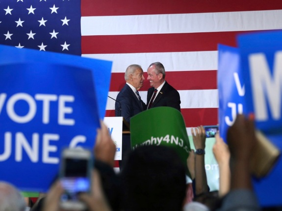 Governors Race Biden