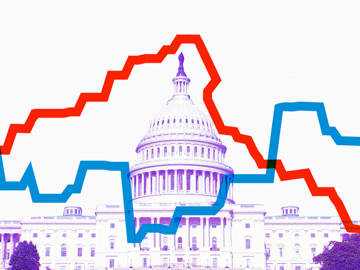 Are Democrats Or Republicans Winning The Race For Congress?