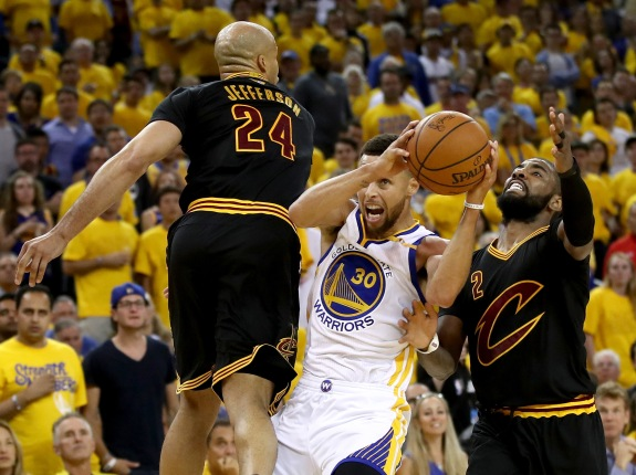 2017 NBA Finals – Game Two