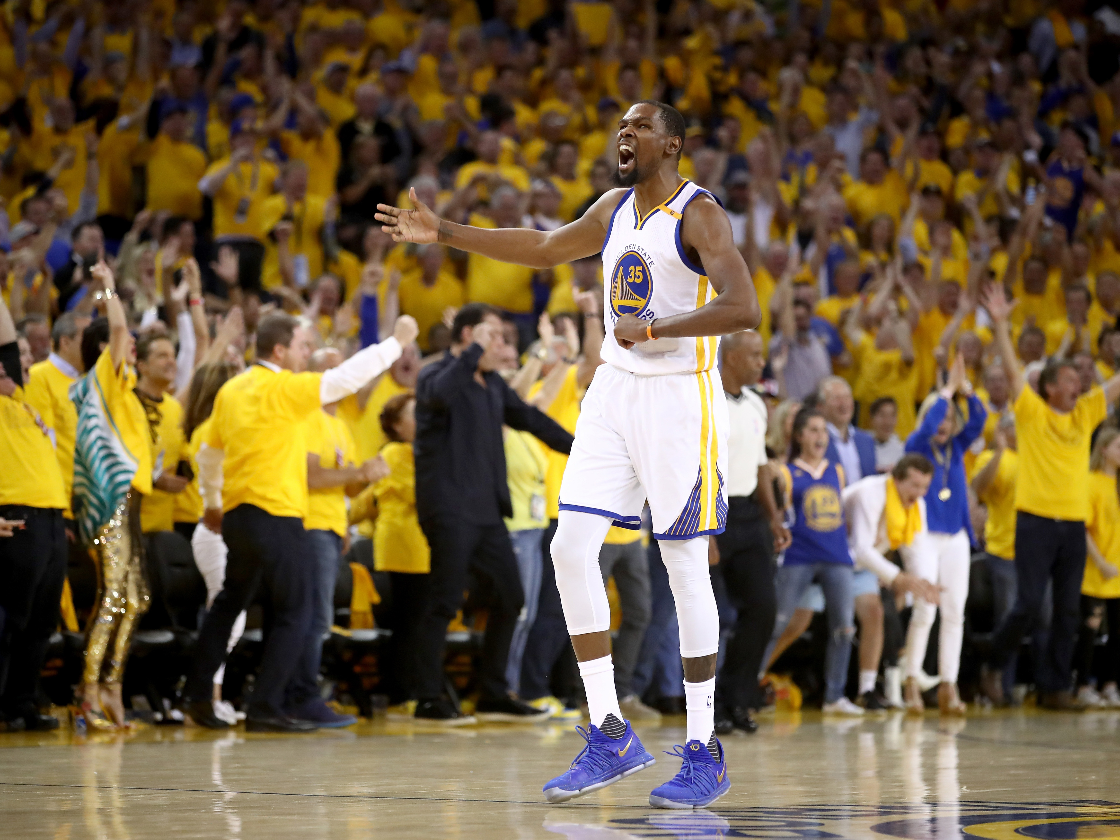 2017 NBA Finals – Game Five