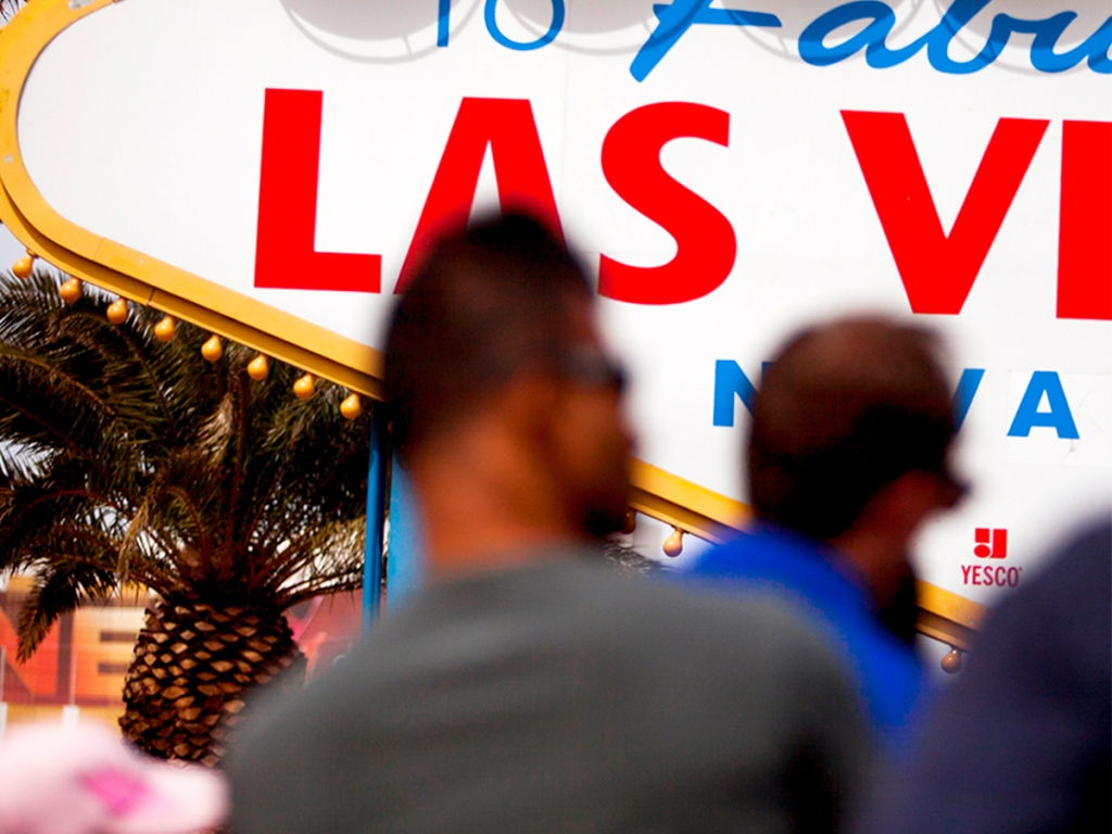 40 Years From Now, The U S  Could Look Like Las Vegas