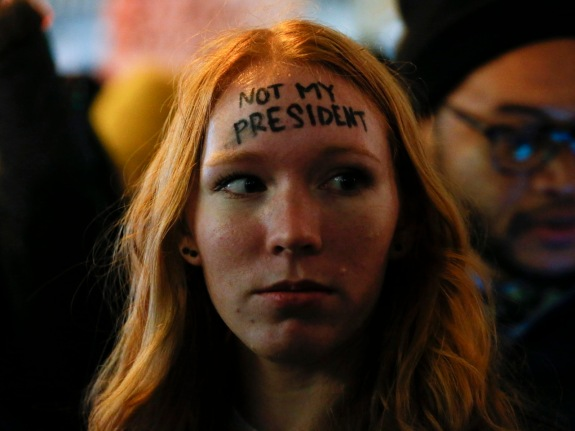 US-PROTEST-ELECTION