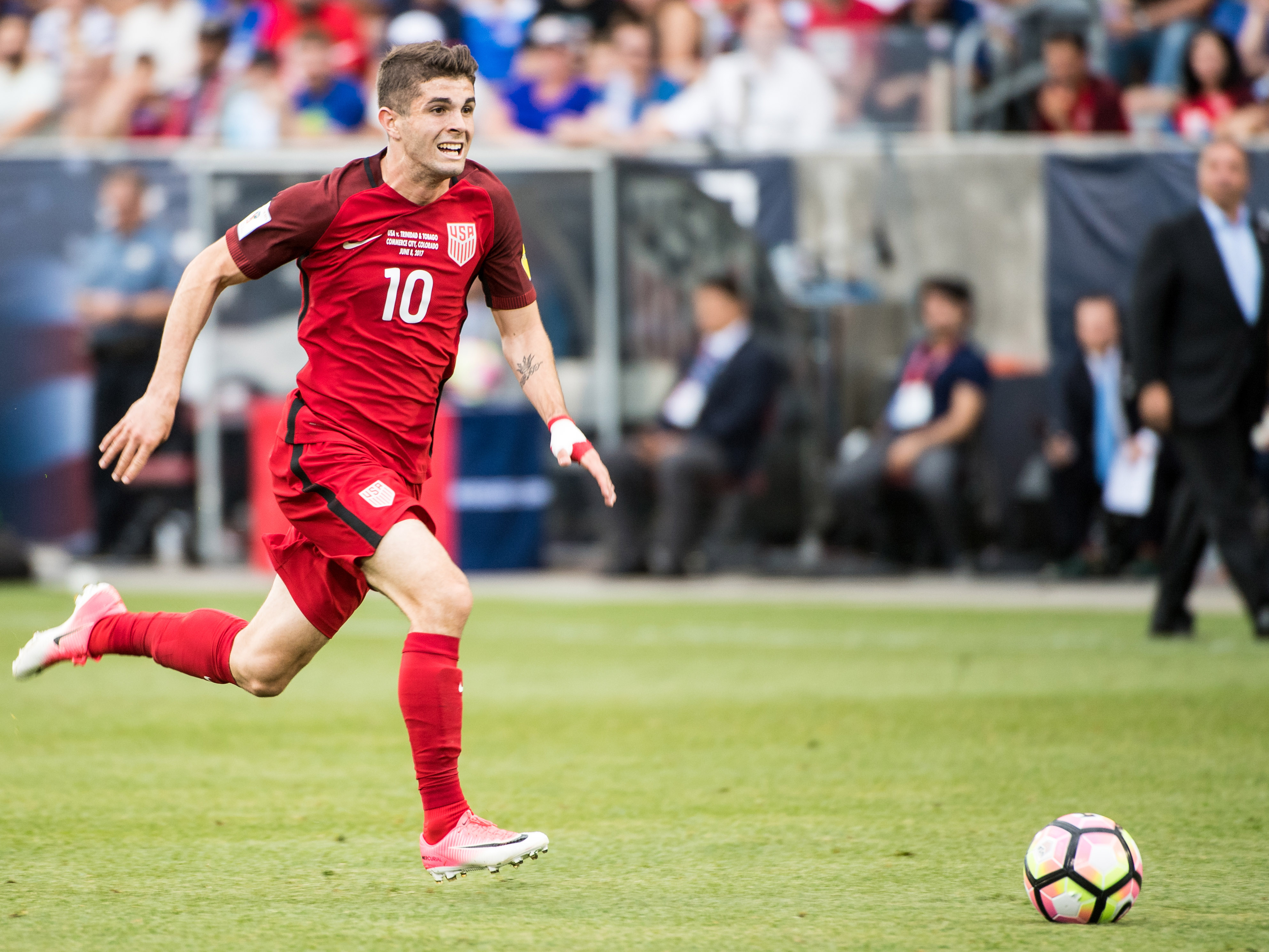 United States v Trinidad & Tobago – FIFA 2018 World Cup Qualifier
