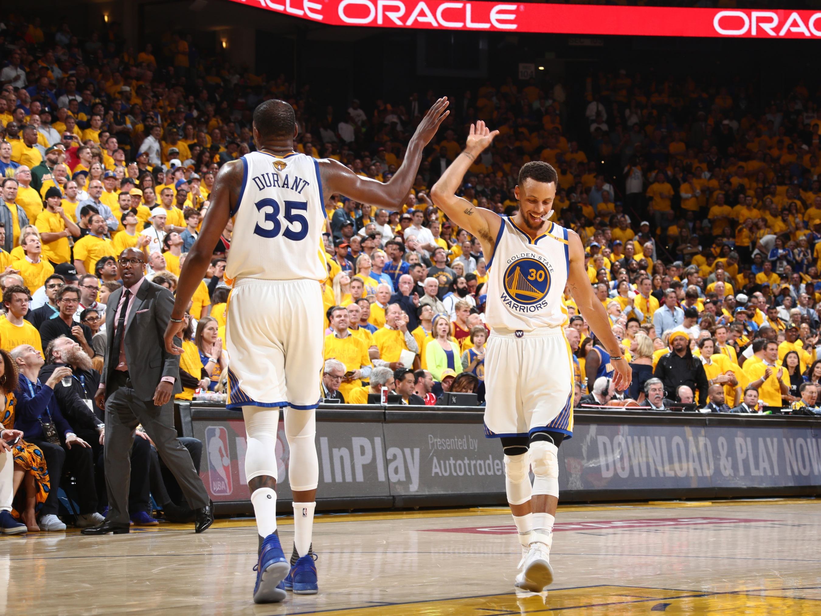 7c33e59b95ce The Warriors Didn t Need Kevin Durant To Be This Good