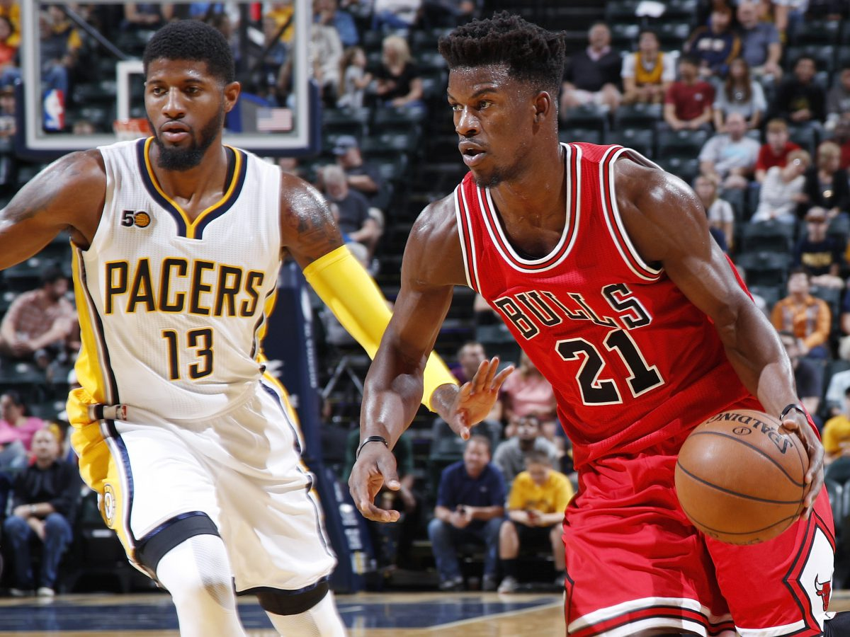 Chicago Bulls v Indiana Pacers