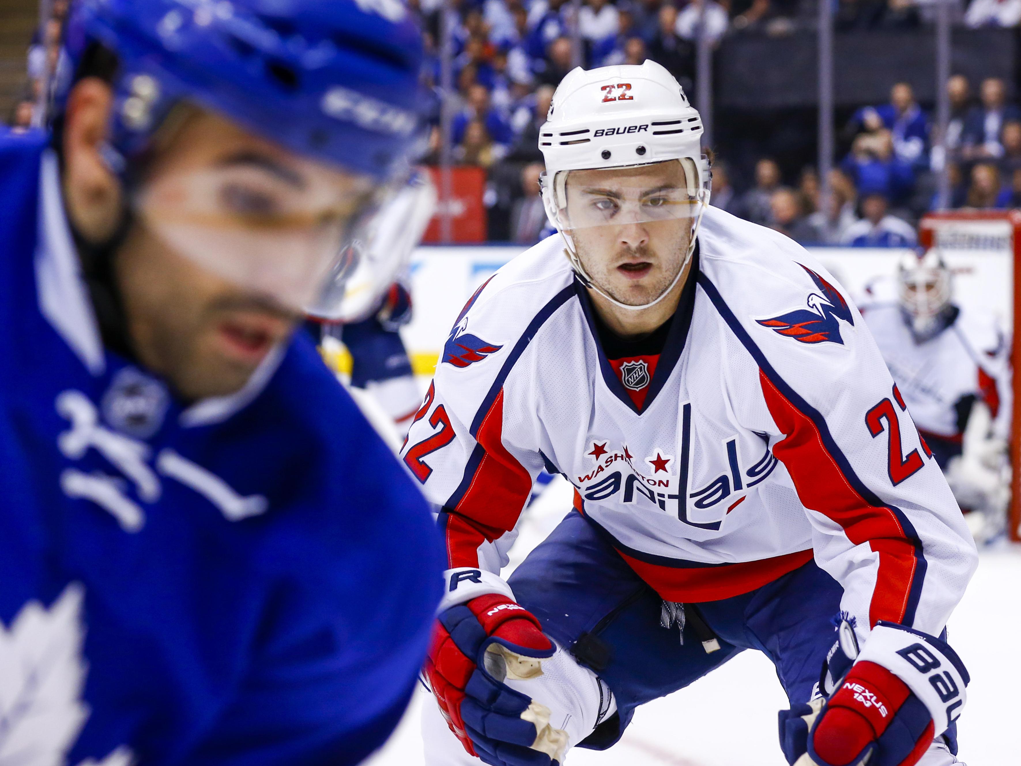 Washington Capitals v Toronto Maple Leafs – Game Three