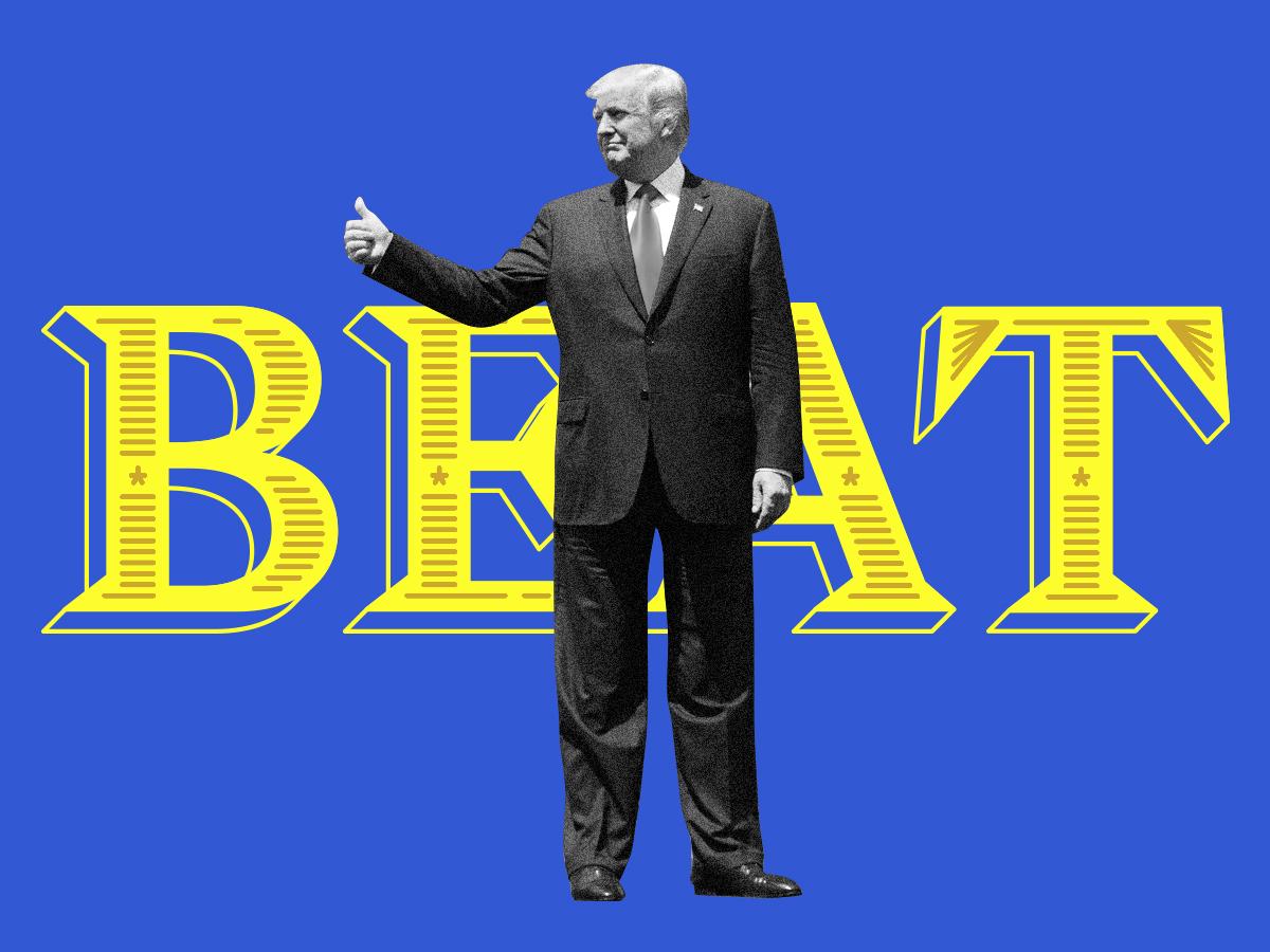 Trumpbeat – 07074×3