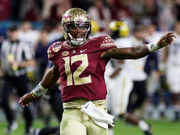 Capitol One Orange Bowl – Florida State v Michigan
